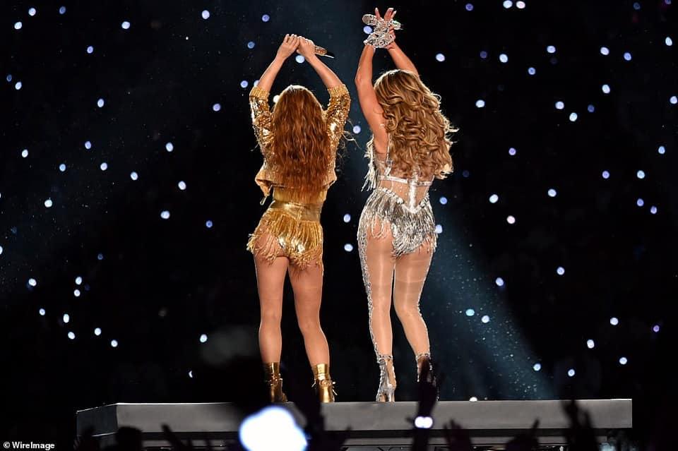 Shakira Ass