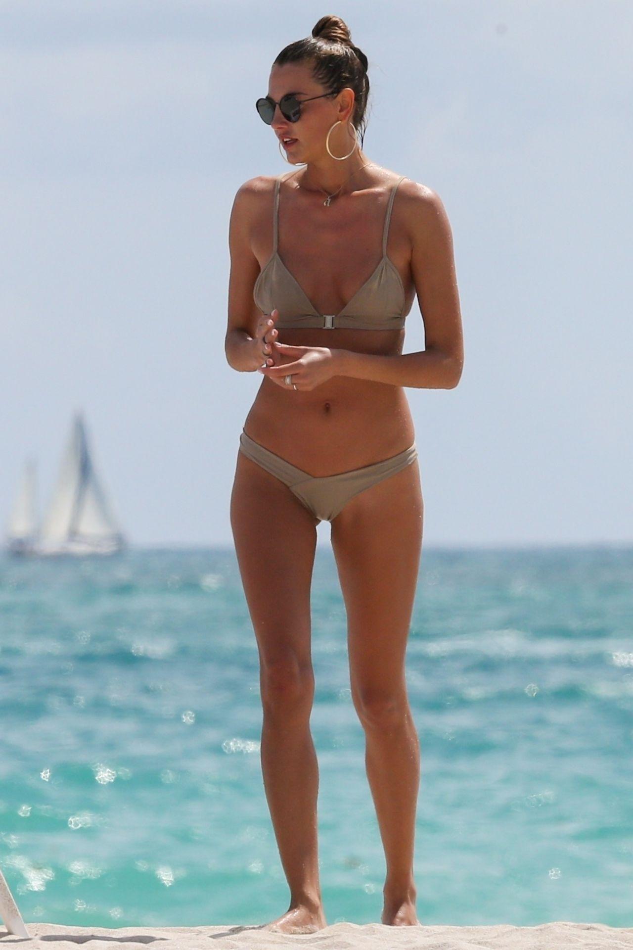Alina Baikova Bikini