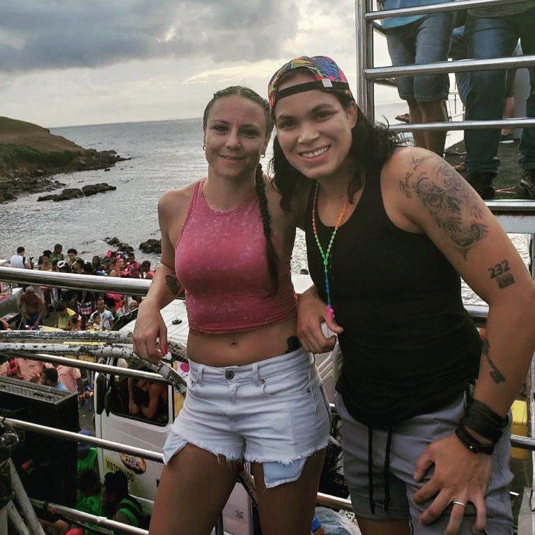Amanda Nunes Wife