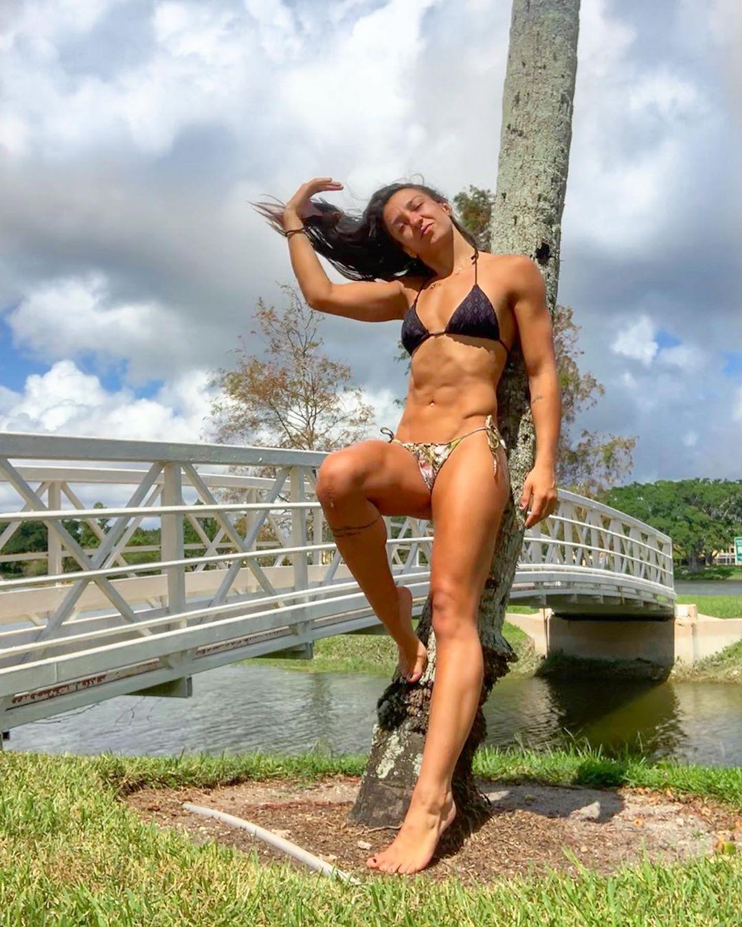Amanda Ribas MMA